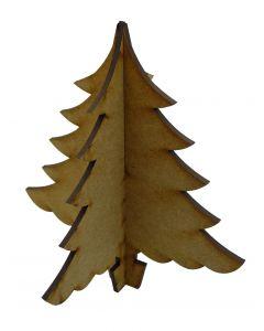 3D Christmas Tree (145mm x 145mm x 160mm