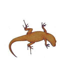 Lizard MDF Laser Cut Craft Blanks in Various Sizes