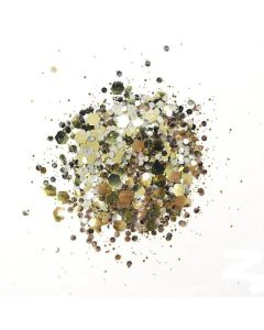 Cosmic Shimmer Biodegradable Glitter Mix Butterscotch