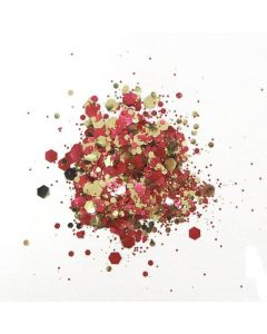Cosmic Shimmer Biodegradable Glitter Mix Dazzleberry