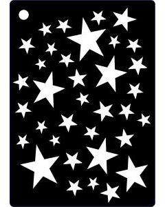 Creative Expressions Mini Stencil Starburst