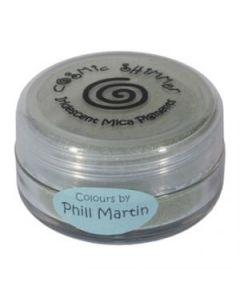 Phil Martin Cosmic Shimmer Mica Powder Decadent Bamboo