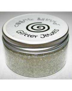 Cosmic Shimmer Glitter Jewels Iced Snow Large 100ml