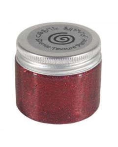 Cosmic Shimmer Sparkle Texture Paste Berry Red