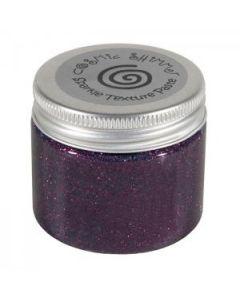 Cosmic Shimmer Sparkle Texture Paste Rich Plum