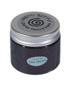 Phill Martin CS Sparkle Texture Paste Decadent Oak