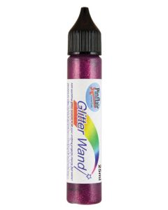 Pinflair Glitter Wand - Cerise
