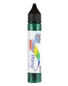Pinflair Glitter Wand - Green