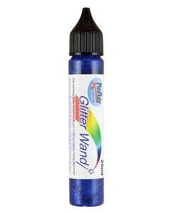 Pinflair Glitter Wand - Royal Blue