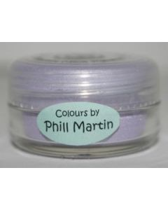 Phil Martin Cosmic Shimmer Mica Powder Frosty Heather