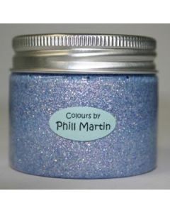 Phill Martin CS Sparkle Texture Paste Frosty Heather