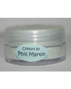 Phil Martin Cosmic Shimmer Mica Powder Frosty Jade