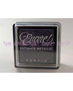 Metallic Purple Small Pad