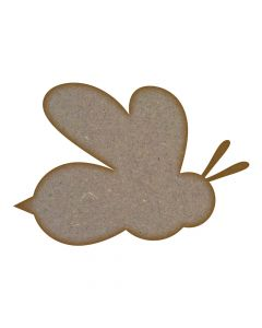 Bee MDF Laser Cut Craft Blanks in Various Sizes