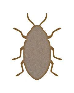 Beetle MDF Laser Cut Craft Blanks in Various Sizes