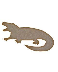 Crocodile - Small (90mm x 51mm)