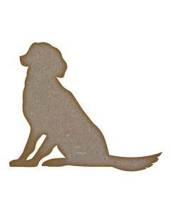 Dog - Mini (25mm x 30mm)