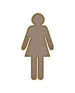Female - Medium (100mm x 210mm)