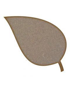 Leaf MDF Laser Cut Craft Blanks in Various Sizes