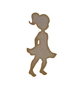 Little Girl - Small (42mm x 90mm)