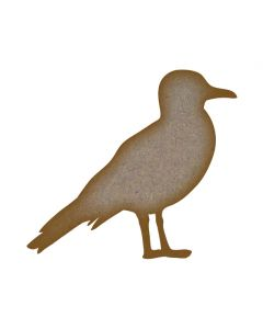 Seagull MDF Laser Cut Craft Blanks in Various Sizes