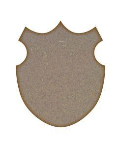 Shield - Small (76mm x 90mm)