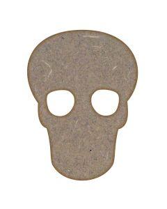 Skull - Mini x 10 (22mm x 30mm)