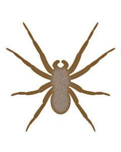 Spider MDF Laser Cut Craft Blanks in Various Sizes