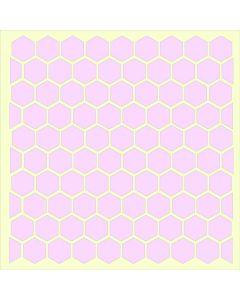 Fairydust Stencils & Masks - Honeycomb