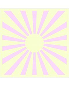 Fairydust Stencils & Masks - Little Ray Of Sunshine