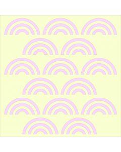 Fairydust Stencils & Masks - Mini Rainbows