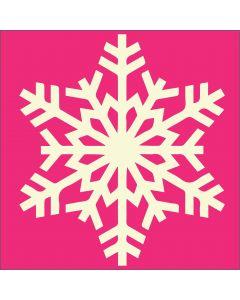 Fairydust Stencils & Masks - Christmas Snowflake