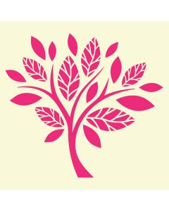Fairydust Stencils & Masks - Tree (Design 1)