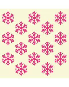 Fairydust Stencils & Masks - Snowflake Design 3 Background