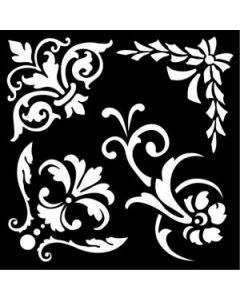 That Special Touch Mask - Ornate Elements